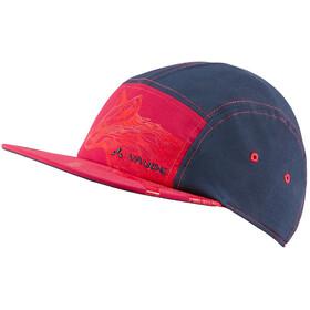 VAUDE Tammar Cappellino Da Baseball Bambino, bright pink
